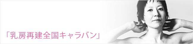 「乳房再建全国キャラバン」の実績